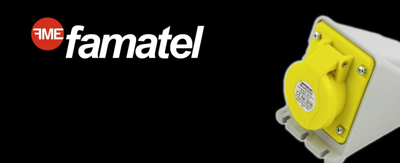 FAMATEL Plugs & Socket Outlets